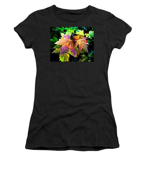 Lavish Leaves 2 Women's T-Shirt