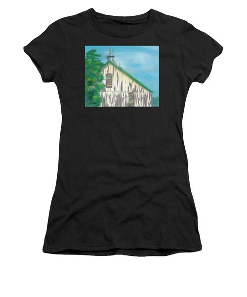Layers Of Years Gone By Women's T-Shirt (Athletic Fit)