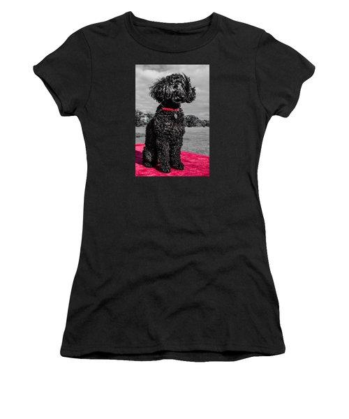 Layla Women's T-Shirt (Junior Cut) by Martina Fagan