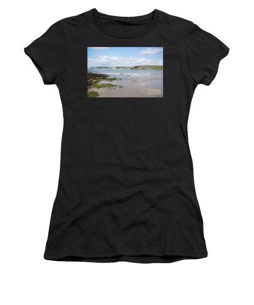 Lazy Devon Days Women's T-Shirt (Athletic Fit)