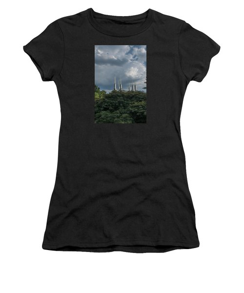 Lds Storm Clouds Women's T-Shirt