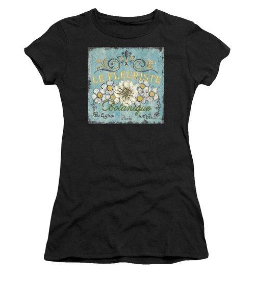 Le Fleuriste De Botanique Women's T-Shirt