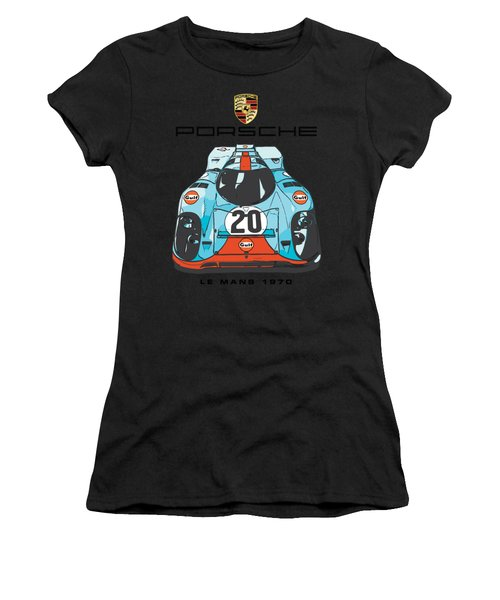 Le Mans 1970 Women's T-Shirt (Athletic Fit)