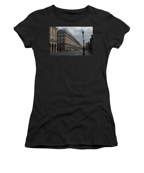 Le Meurice Hotel, Paris Women's T-Shirt