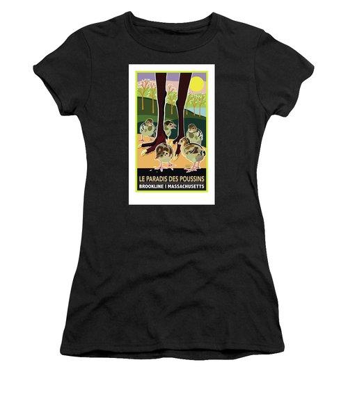 Le Paradis Des Poussins Women's T-Shirt