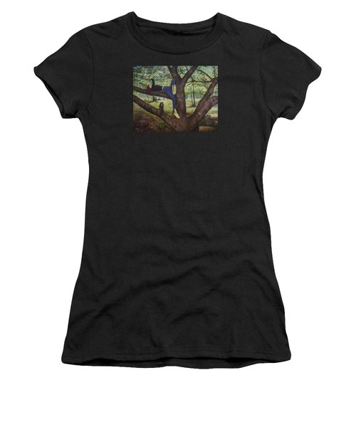 Lea Henry And The Henry Tree Women's T-Shirt (Athletic Fit)
