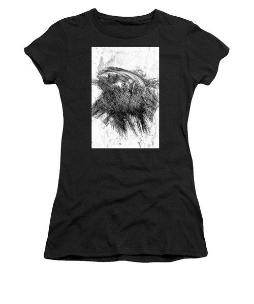 Leaden Slumber Women's T-Shirt (Athletic Fit)