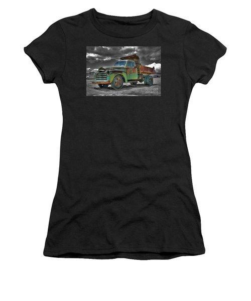 Leadville Coal Company Women's T-Shirt (Athletic Fit)