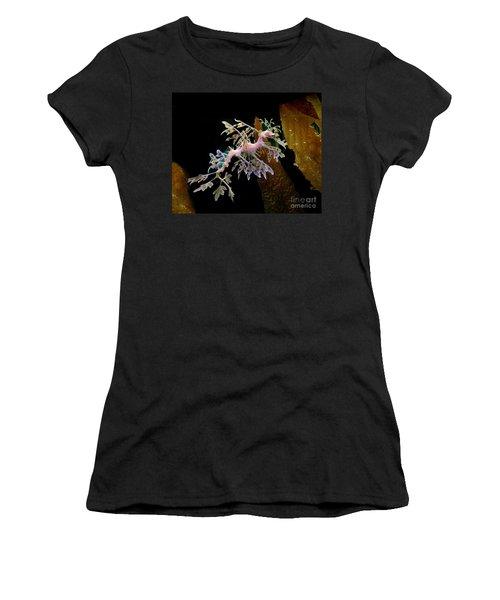 Leafy Sea Dragon Women's T-Shirt (Athletic Fit)