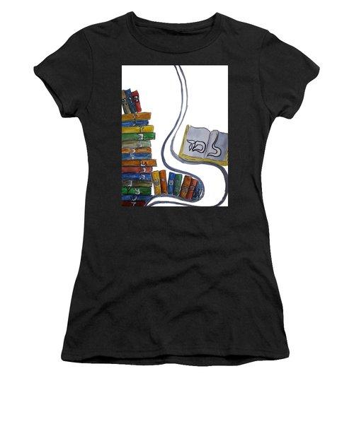 Learning Lamed Women's T-Shirt