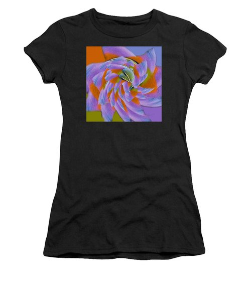 Learning To Fly Women's T-Shirt (Athletic Fit)
