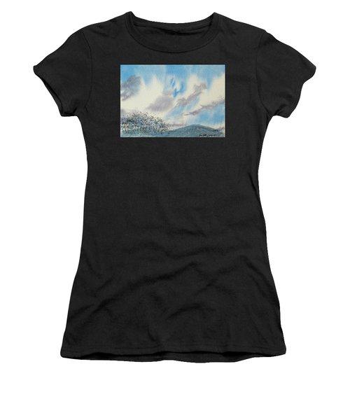 The Blue Hills Of Summer Women's T-Shirt
