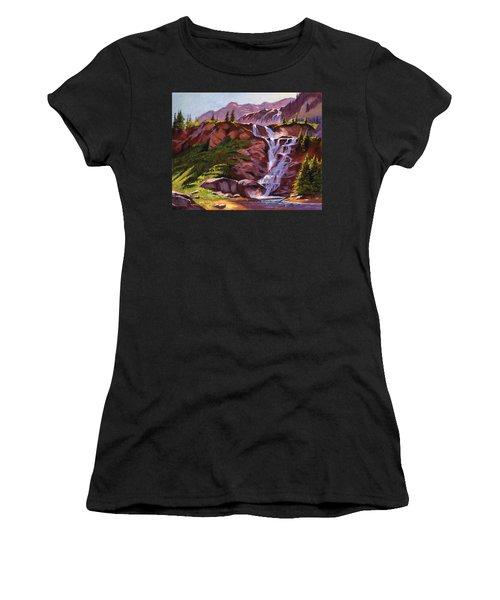 Legend Falls Women's T-Shirt