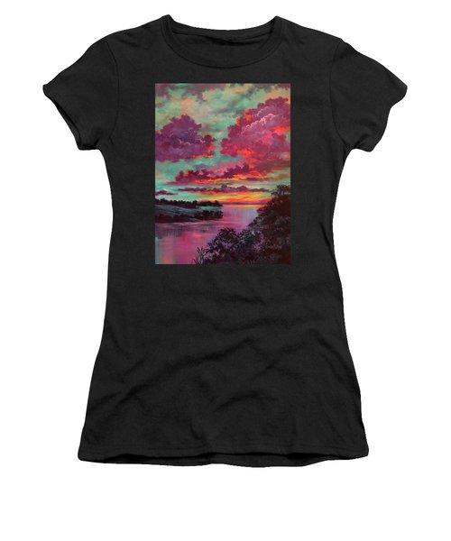 Legend Of A Sunset Women's T-Shirt