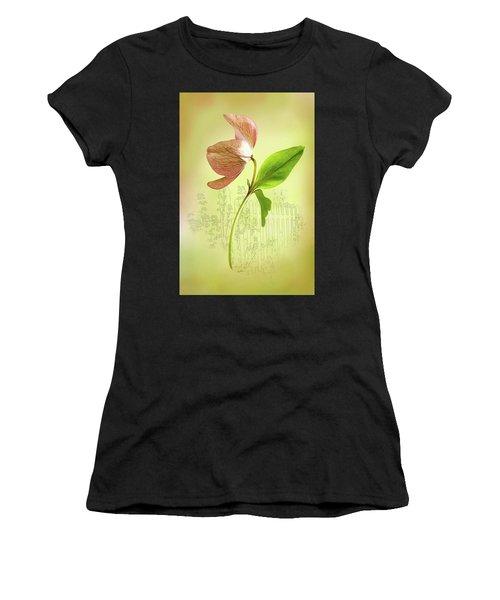 Lenton Rose 1 Women's T-Shirt