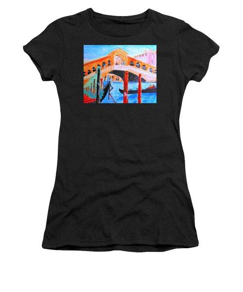 Leonardo Festival Of Venice Women's T-Shirt