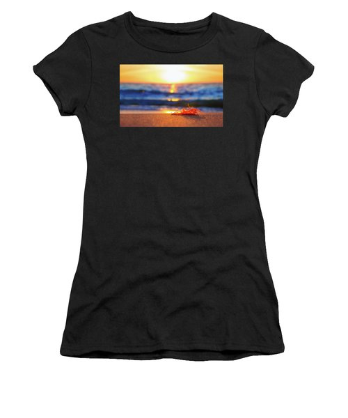Let The Sunshine In Women's T-Shirt (Athletic Fit)