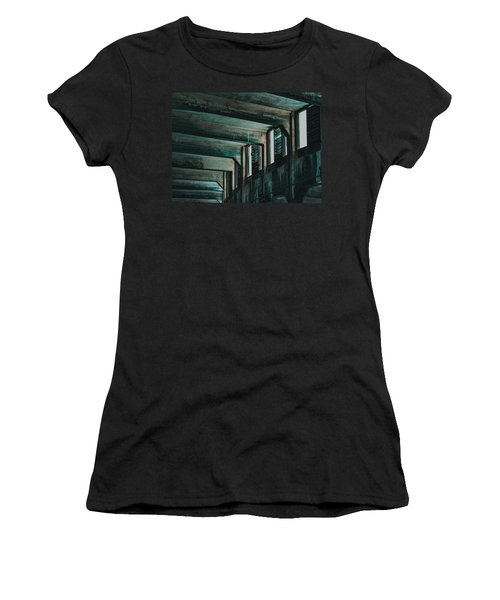 Letting In The Light Women's T-Shirt