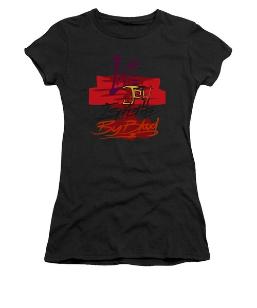 Levite By Blood Women's T-Shirt (Athletic Fit)