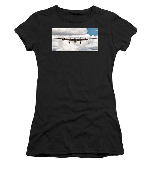Liberating Experience Women's T-Shirt (Athletic Fit)