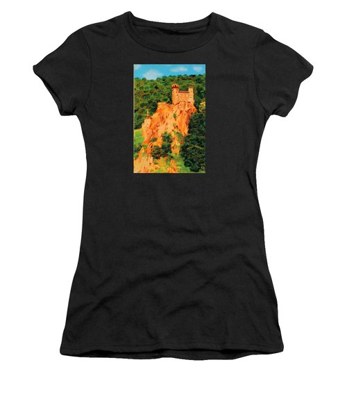 Lichtenstein Castle Women's T-Shirt