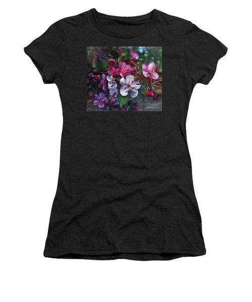Life Balance Women's T-Shirt (Athletic Fit)