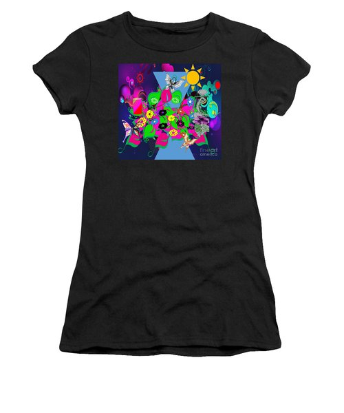 Life Full Of Experiences Women's T-Shirt (Athletic Fit)