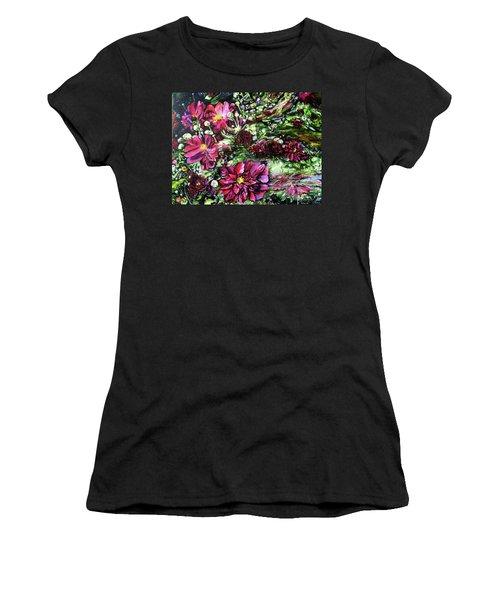Life In A Bloom Field Women's T-Shirt