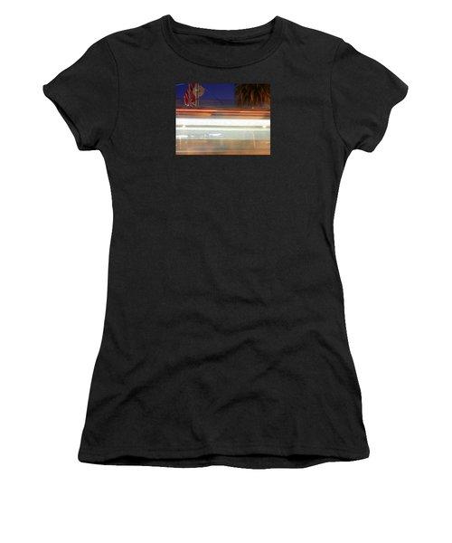 Life In Motion Women's T-Shirt (Junior Cut) by Ryan Fox