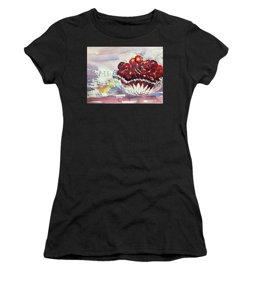 Life Is Just A Bowl Of Cherries Women's T-Shirt