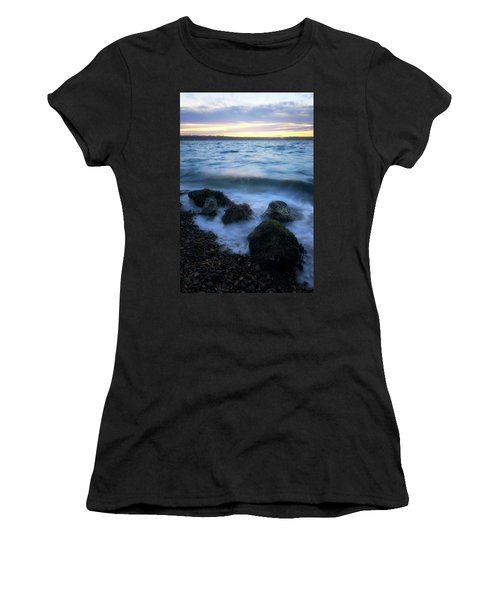 Life On The Rocks Women's T-Shirt (Athletic Fit)