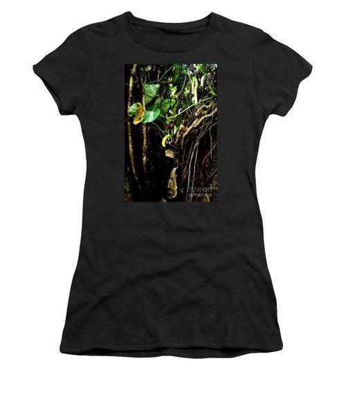Life Women's T-Shirt (Junior Cut) by Rushan Ruzaick