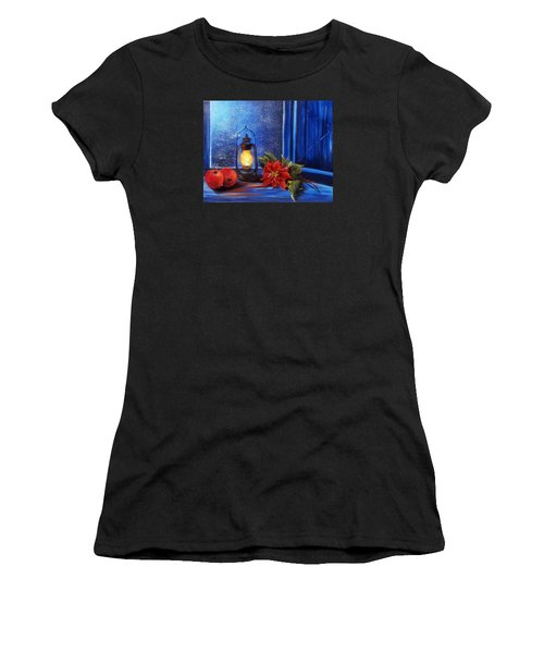 Light 2 Women's T-Shirt (Athletic Fit)