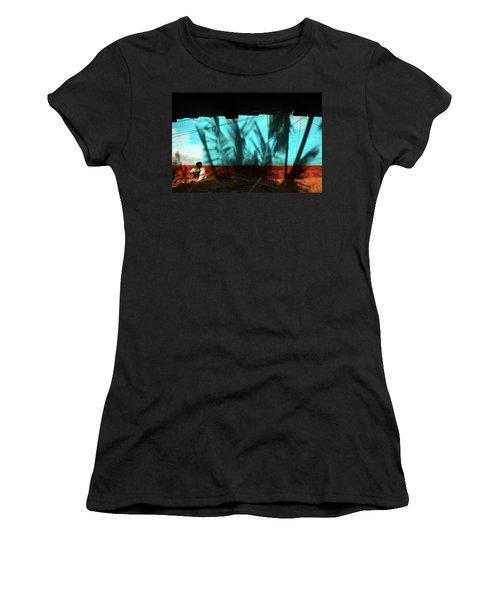 Light And Shadows Women's T-Shirt