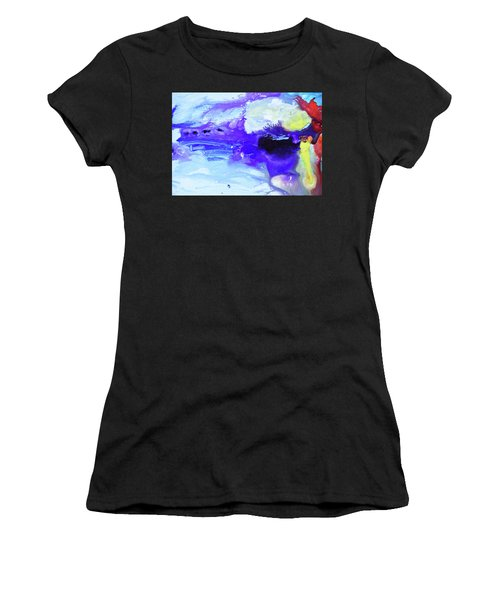 Light Being Women's T-Shirt (Athletic Fit)