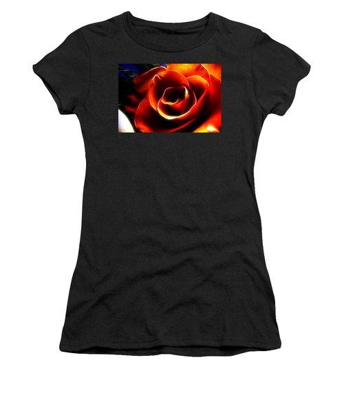 Light Kisses Women's T-Shirt (Athletic Fit)