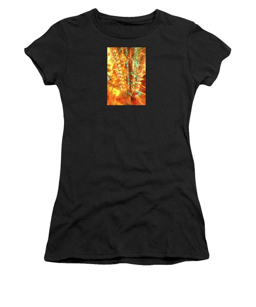 Light Painting 1 Women's T-Shirt (Athletic Fit)