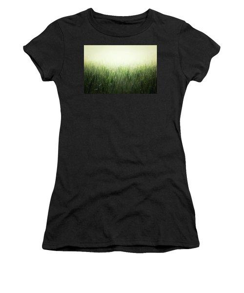 Light Storm Women's T-Shirt (Athletic Fit)