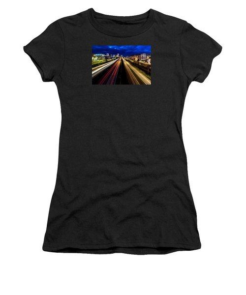 Light Streaks On 705 Women's T-Shirt