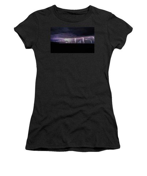Fingers Of God Women's T-Shirt
