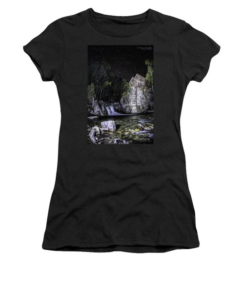 Lights On The Mill Women's T-Shirt
