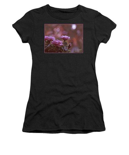 Like A Fine Rosie Of Pastels Women's T-Shirt