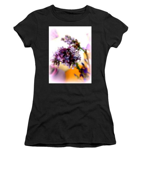 Lilac Beauty Women's T-Shirt (Athletic Fit)