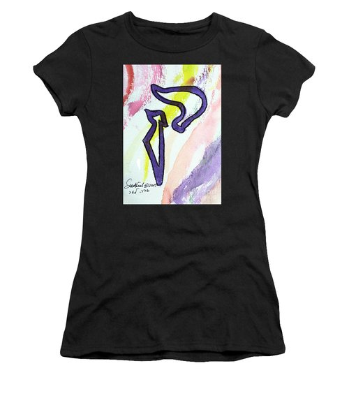 Lilac Kuf Women's T-Shirt