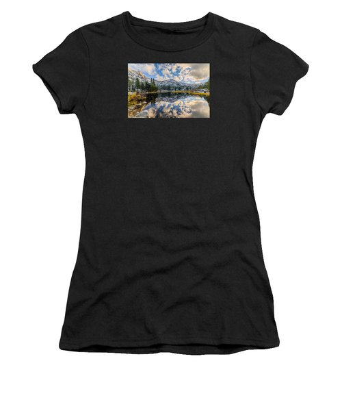 Lily Lake Women's T-Shirt (Athletic Fit)
