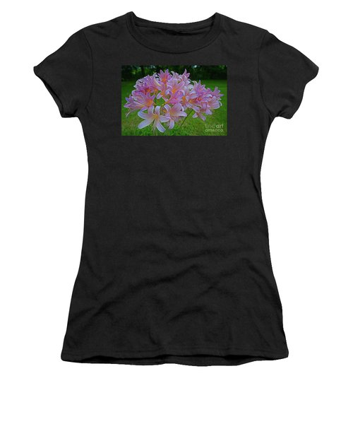 Lily Lavender Women's T-Shirt