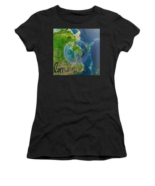 Liminal Women's T-Shirt (Athletic Fit)