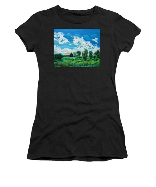 Limitless Afternoon Dreams Women's T-Shirt