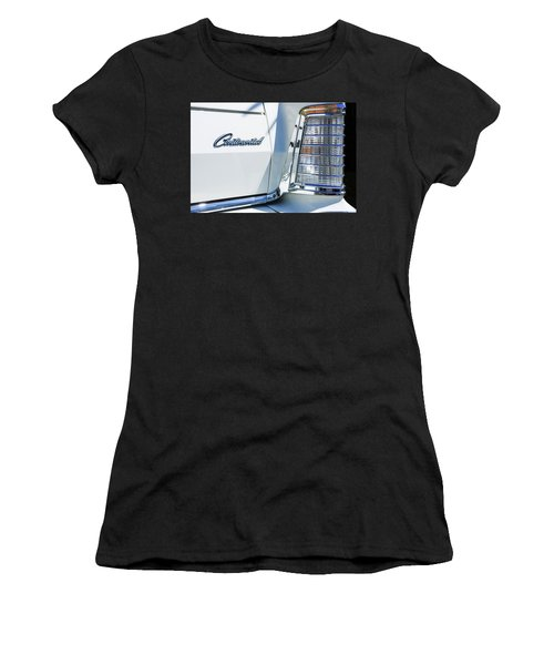 Lincoln Continental Mark Iv Head Light -0149c Women's T-Shirt