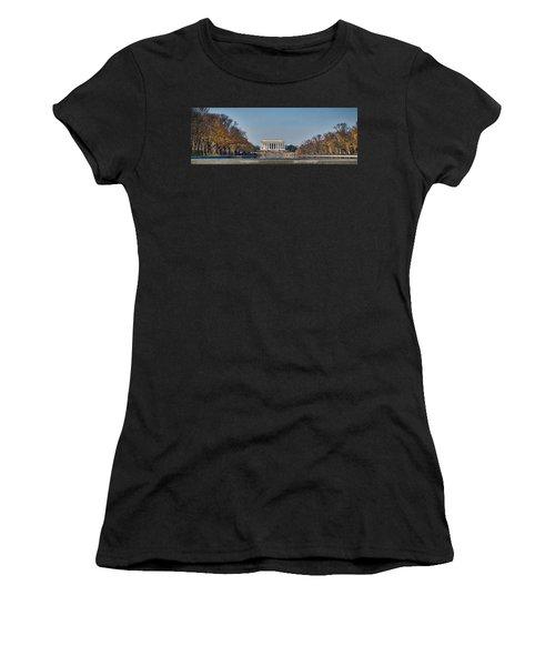 Lincoln From Afar Women's T-Shirt
